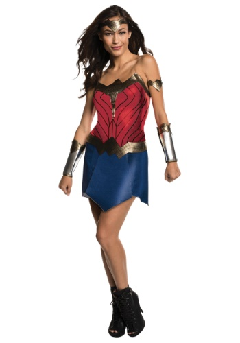 Wonder Woman Classic Costume for Women