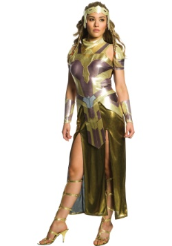 Deluxe Queen Hippolyta Women's Costume
