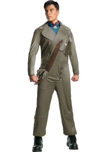 Steve Trevor Deluxe Costume for Men