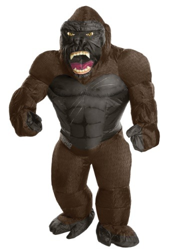 Click Here to buy Inflatable Adult King Kong Costume from HalloweenCostumes, CDN Funds