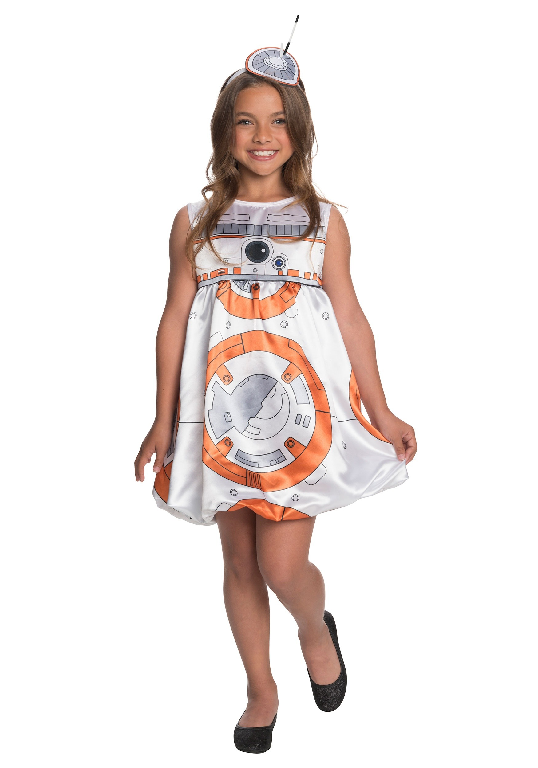 wars bb8 dress for
