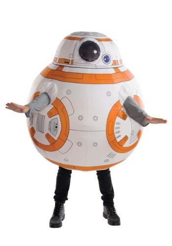 Star Wars BB8 Inflatable Adult Costume