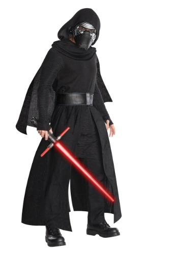Super Deluxe Kylo Ren Adult Size Costume from Star Wars the Force Awakens