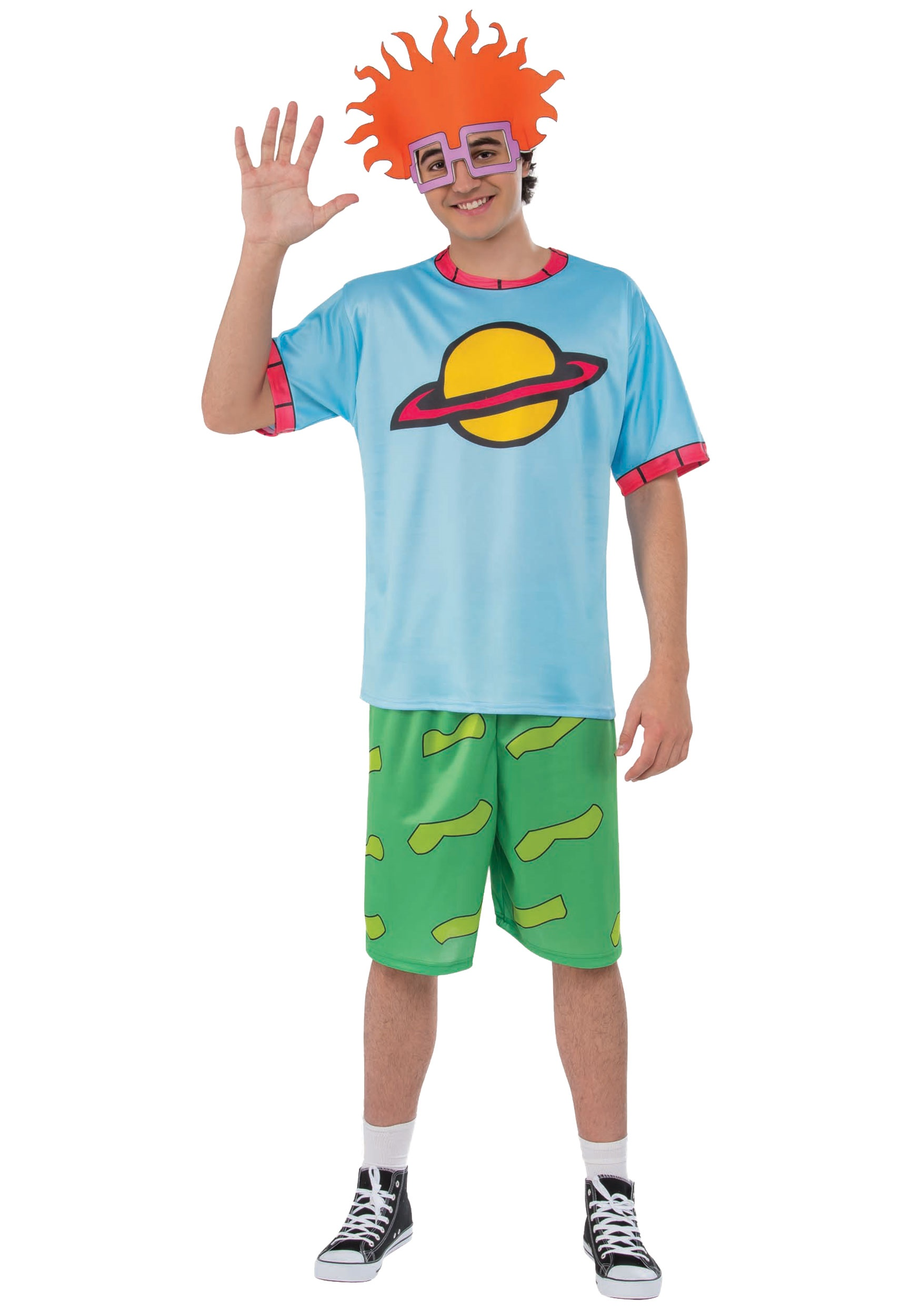 mens chuckie costume top