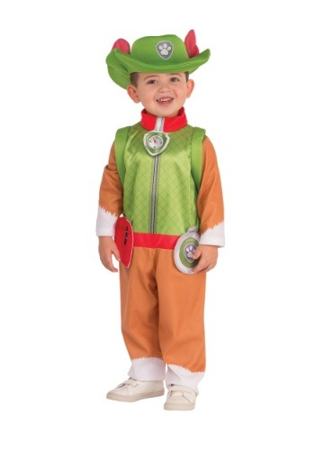 Click Here to buy Paw Patrol Tracker Costume for Toddlers from HalloweenCostumes, CDN Funds