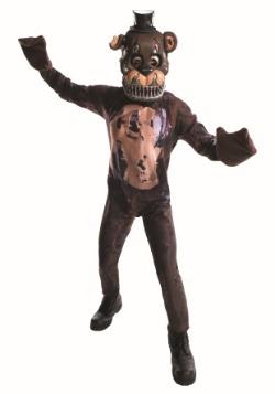 Five Nights at Freddy's Nightmare Freddy Boys Costume Update