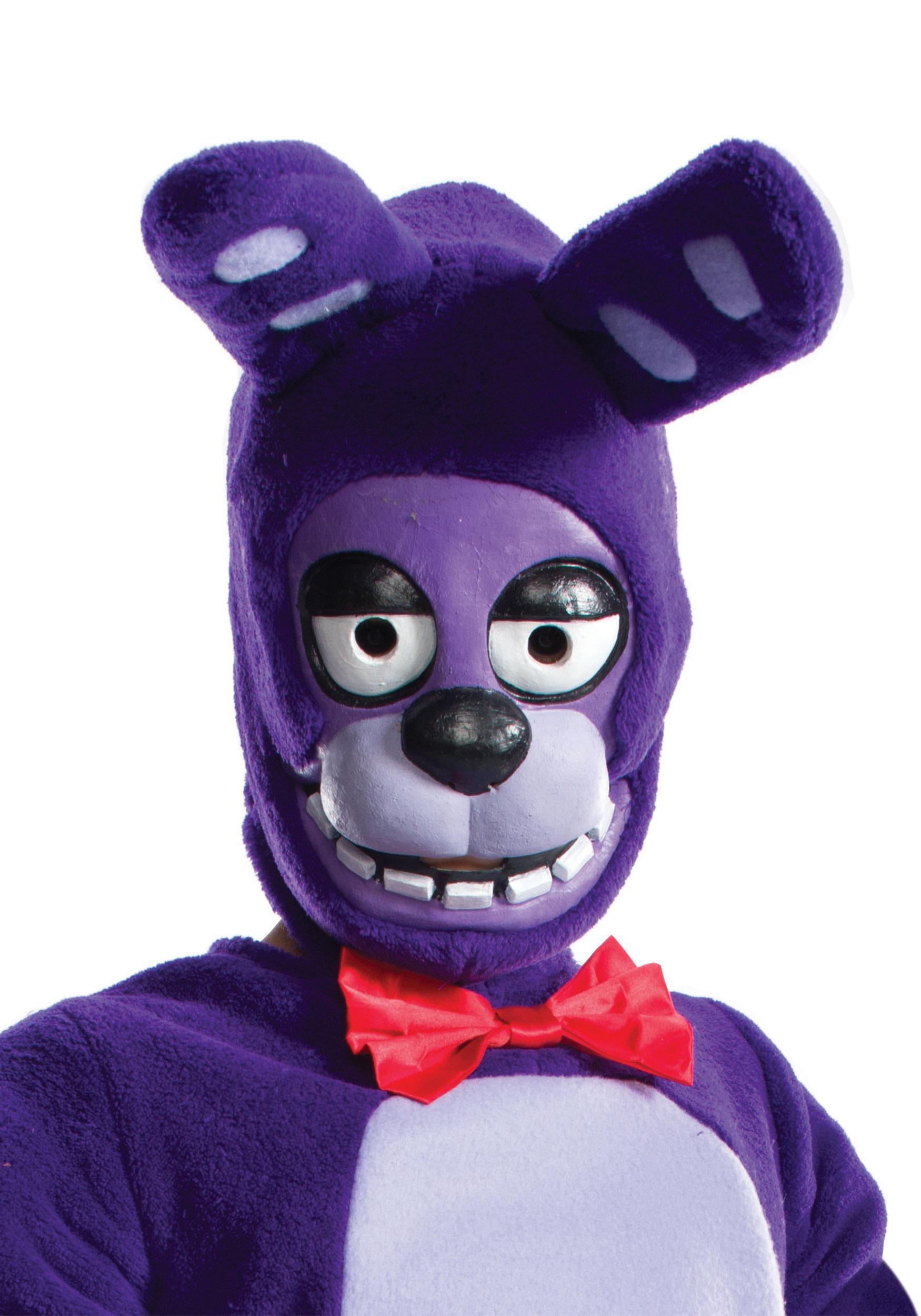 Fnaf bonnie costume for sale - Five Nights At Freddy S Kids Bonnie Mask
