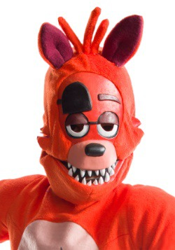 five nights at freddys kids foxy mask - Kids Halloween Masks