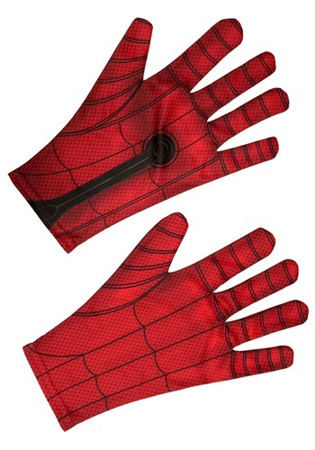Kids Spiderman Gloves RU34486