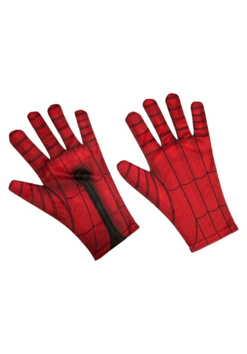 Click Here to buy Spider-Man Homecoming Adult Gloves from HalloweenCostumes, USA Funds & Shipping