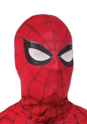 Click Here to buy Spider-Man Hood for Adults from HalloweenCostumes, USA Funds & Shipping