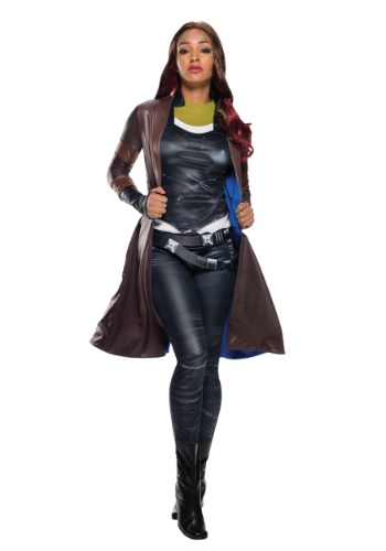 Click Here to buy Deluxe Gamora Womens Coat from HalloweenCostumes, USA Funds & Shipping
