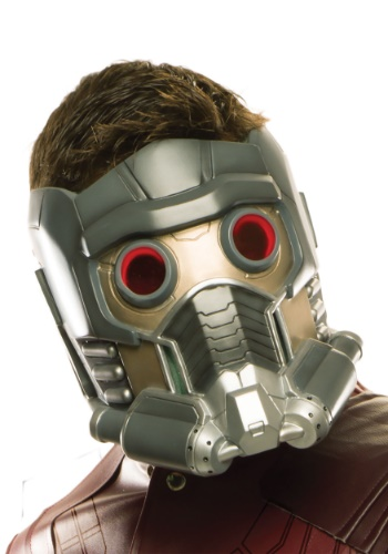 Click Here to buy Deluxe Star-Lord Adult Mask from HalloweenCostumes, USA Funds & Shipping