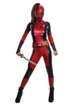 Ladies Secret Wishes Deadpool Costume