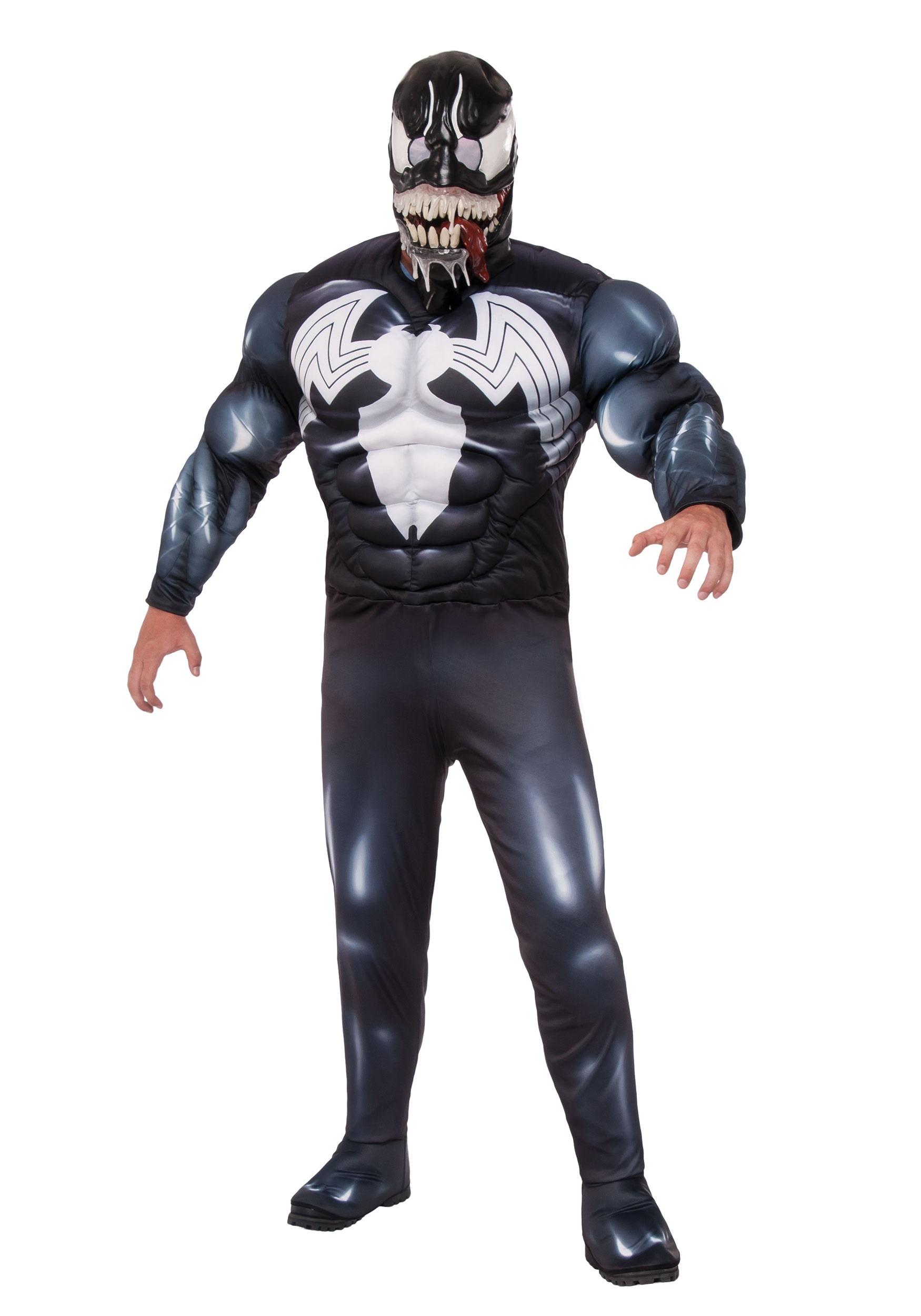 Venom Deluxe Mens Costume RU820089