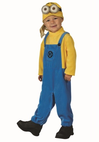 Toddler Despicabe Me 3 Minion
