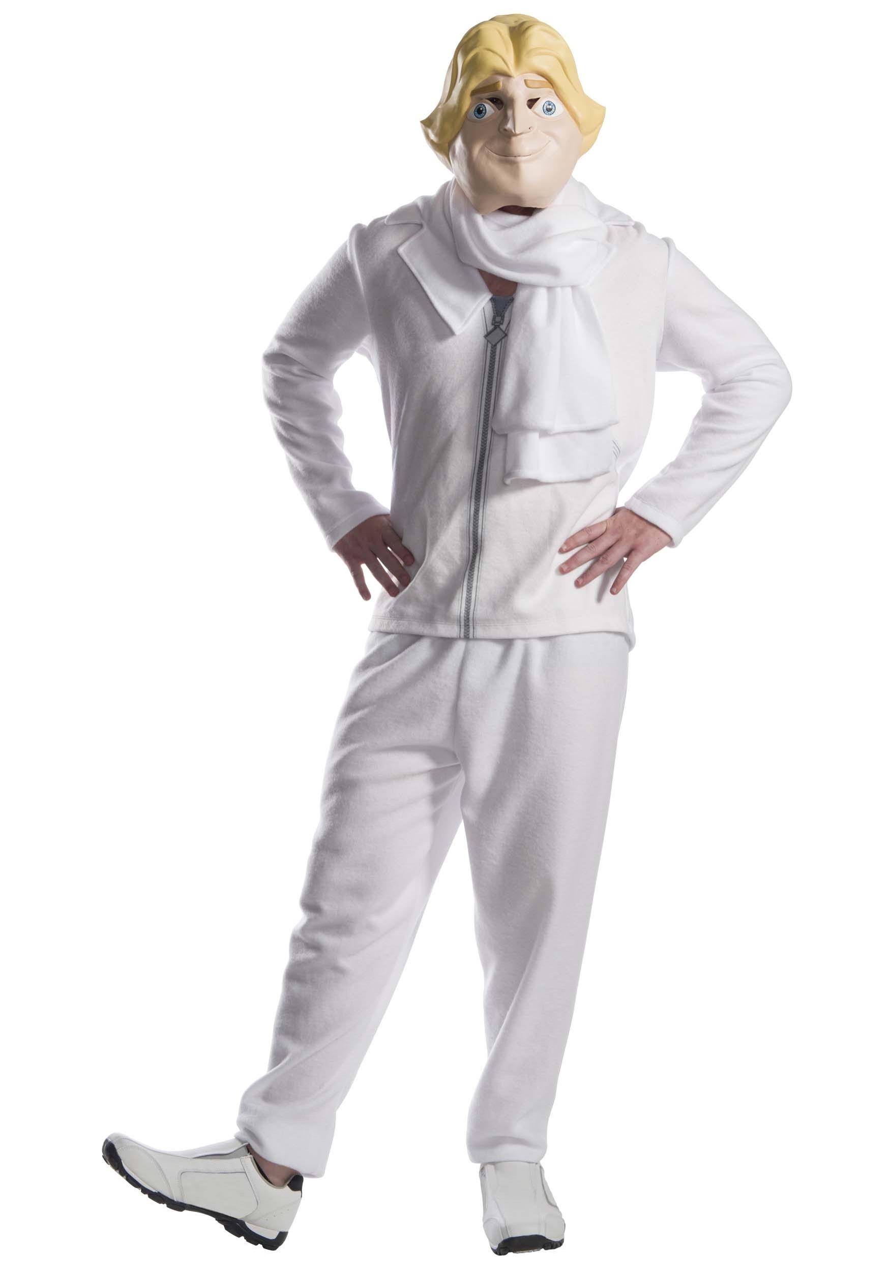 Dru Adult Costume RU820499