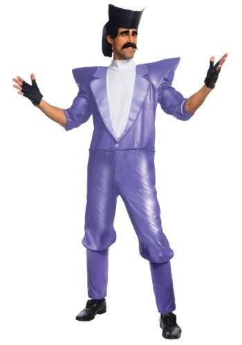 Click Here to buy Balthazar Bratt Adult Costume from Despicable Me from HalloweenCostumes, USA Funds & Shipping