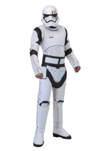 Click Here to buy Adult Finn FN-2187 Stormtrooper Costume from HalloweenCostumes, USA Funds & Shipping