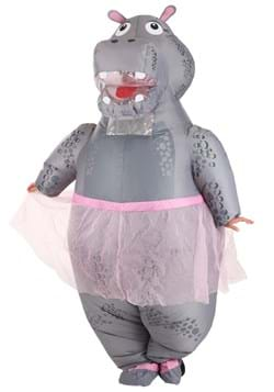 Adult Inflatable Hippo Costume update