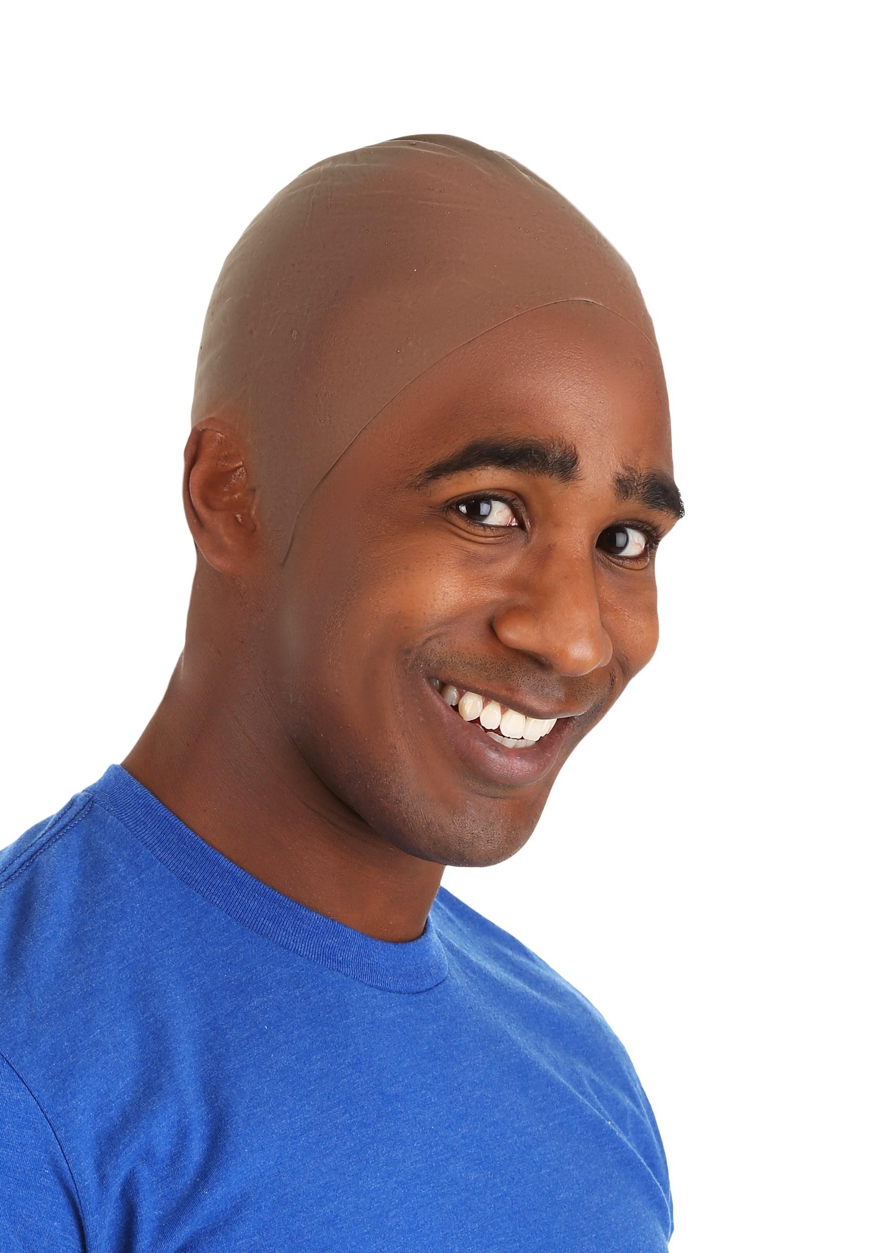 Bald Wig Cap