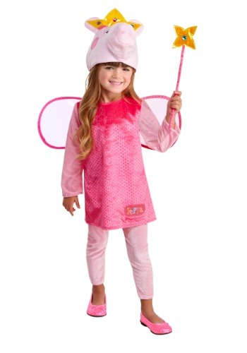 Princess Peppa Pig Costume for Girls