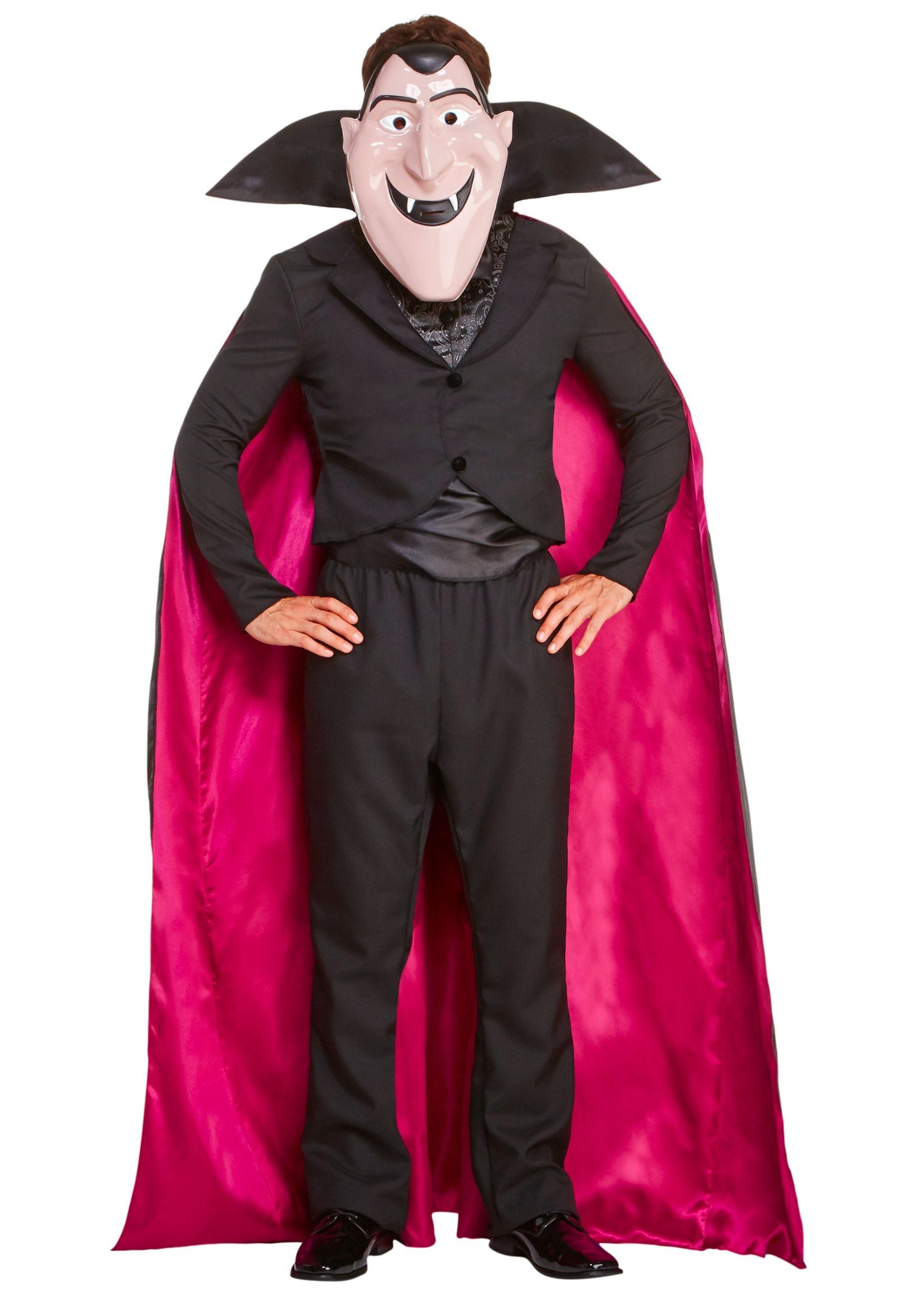 Hotel Transylvania the Series Dracula Classic Mens Costume