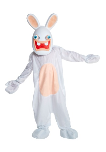 Click Here to buy Deluxe Rabbids Kids Costume from HalloweenCostumes, CDN Funds