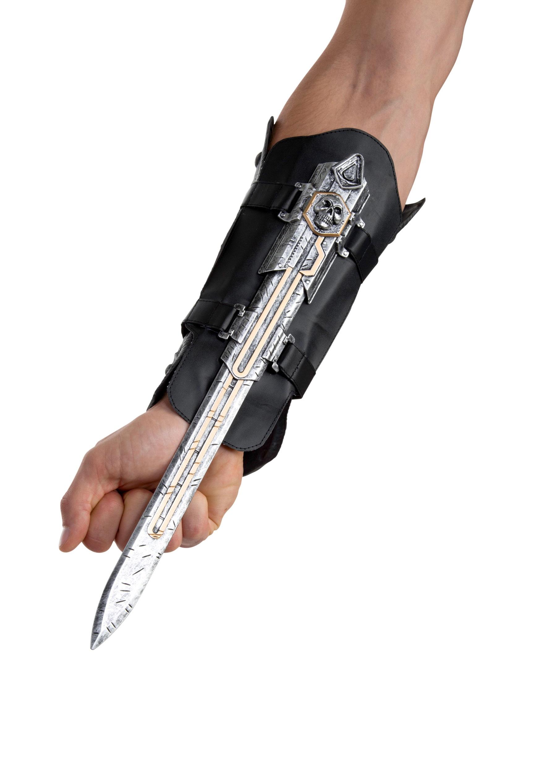 Assassins Creed Edward Kenway Hidden Blade Gauntlet