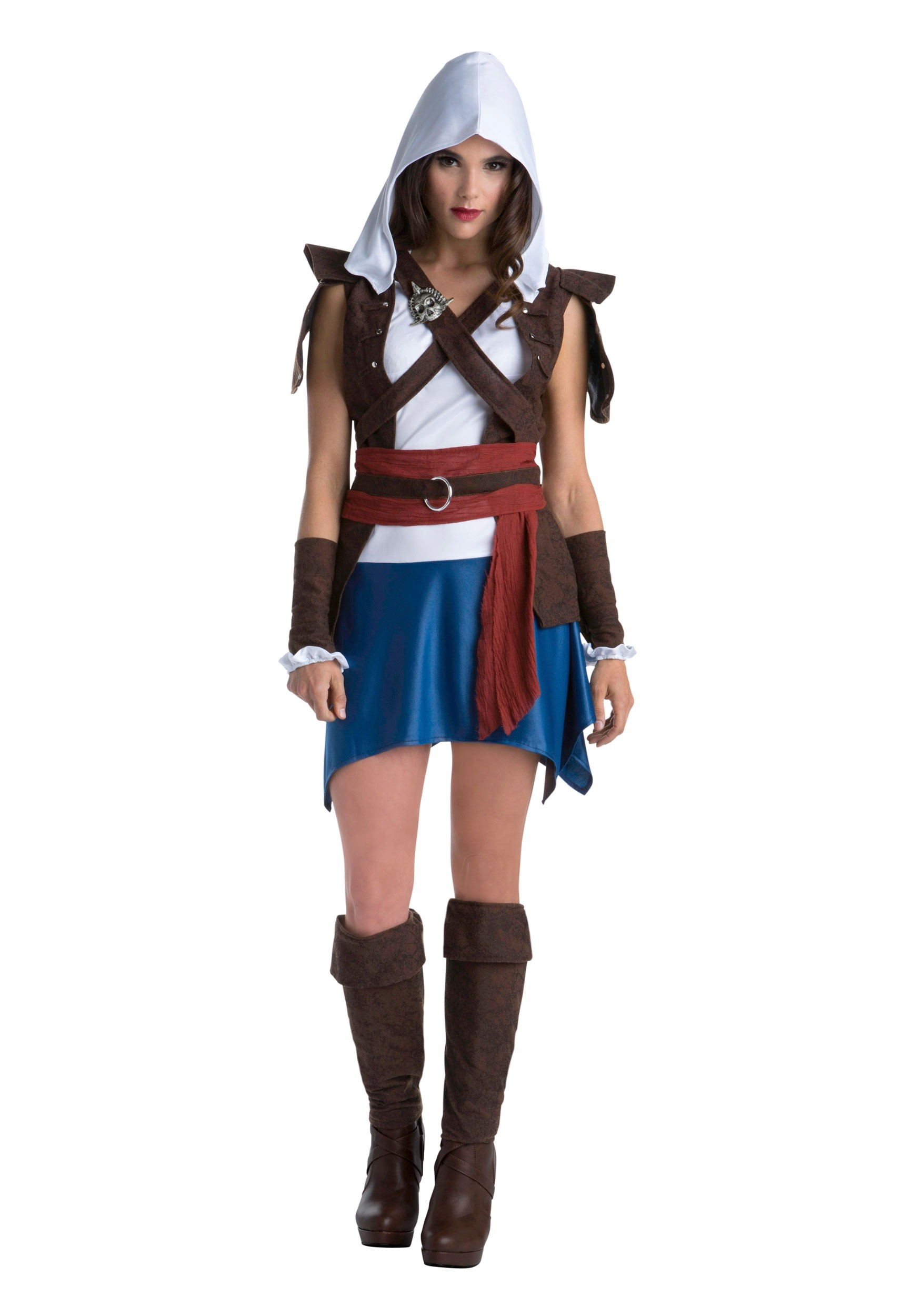 Assassins creed costume girl sexy