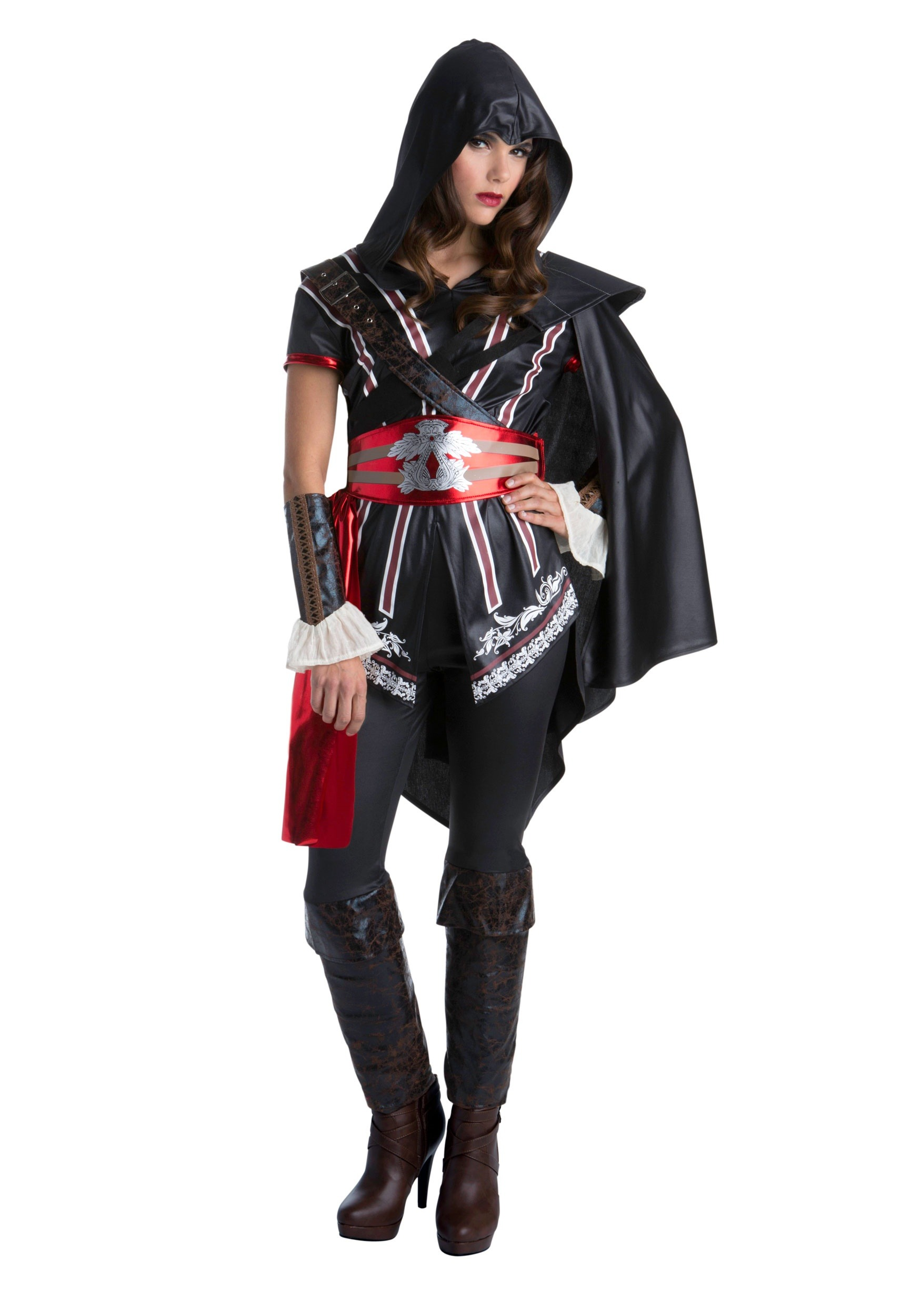 Assassins Creed Ezio Classic Costume for Women