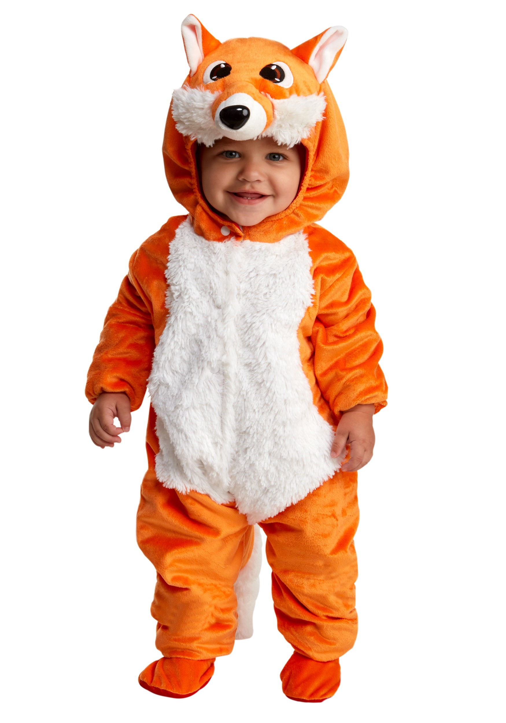 Infant Toddler Frisky Fox Costume