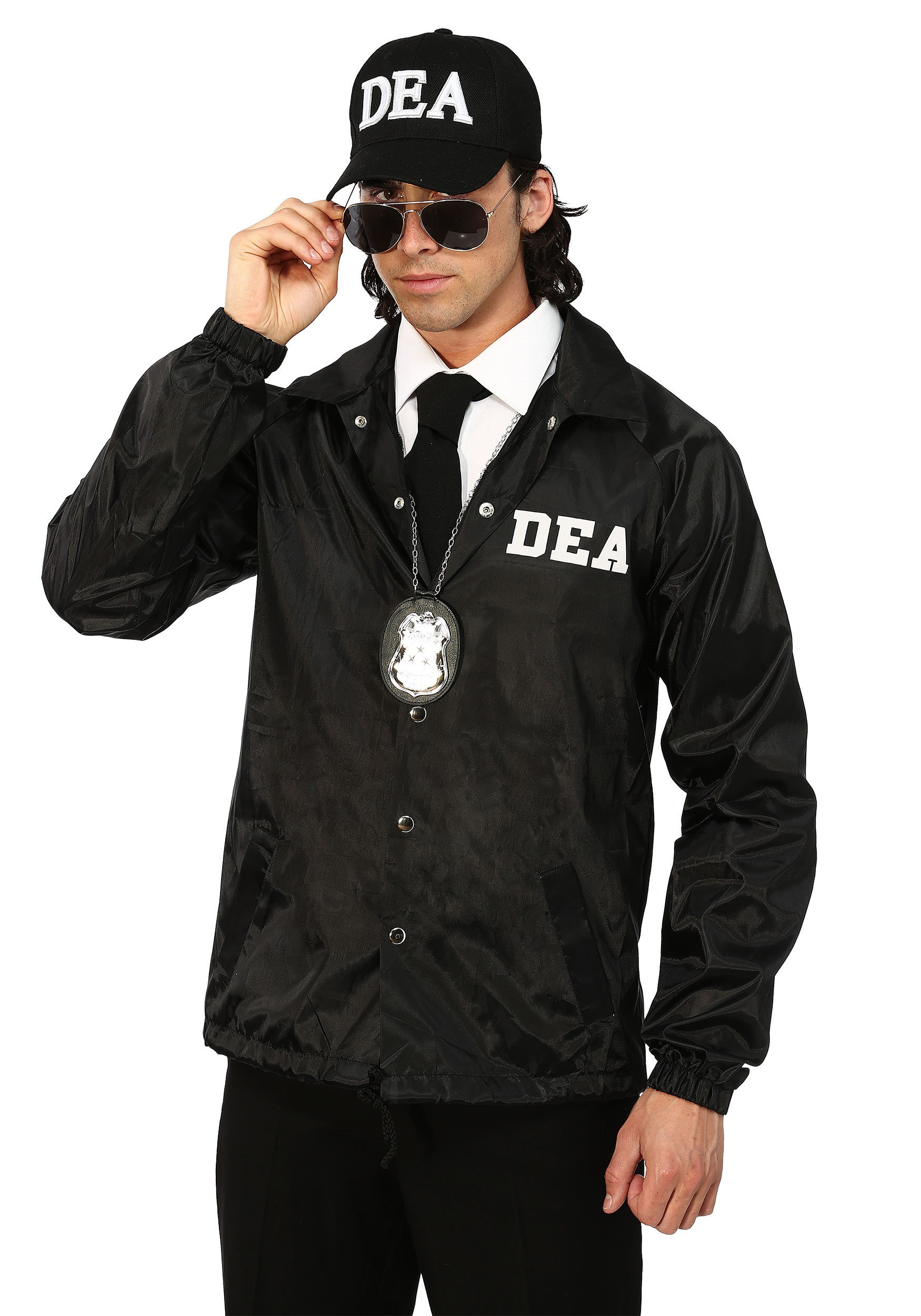 Halloween Costumes 2020 Dea DEA Agent Costume for Adults
