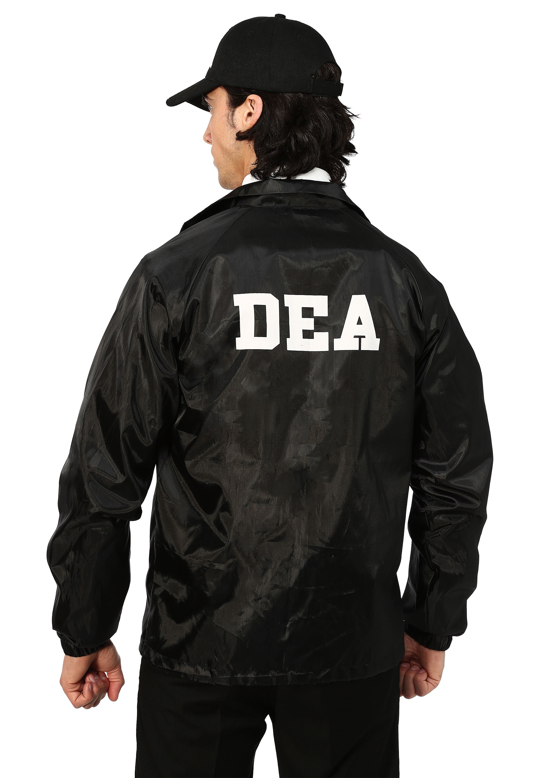 Dea Agent Costume For Adults