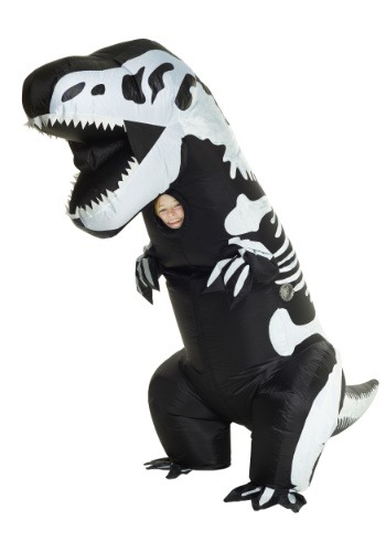 Inflatable | Costume | T-Rex | Child