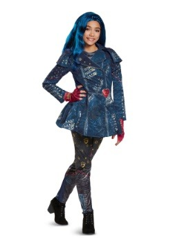 Girls Descendants 2 Evie Deluxe Costume  sc 1 st  Halloween Costumes & Girls Halloween Costumes - Kids Costumes