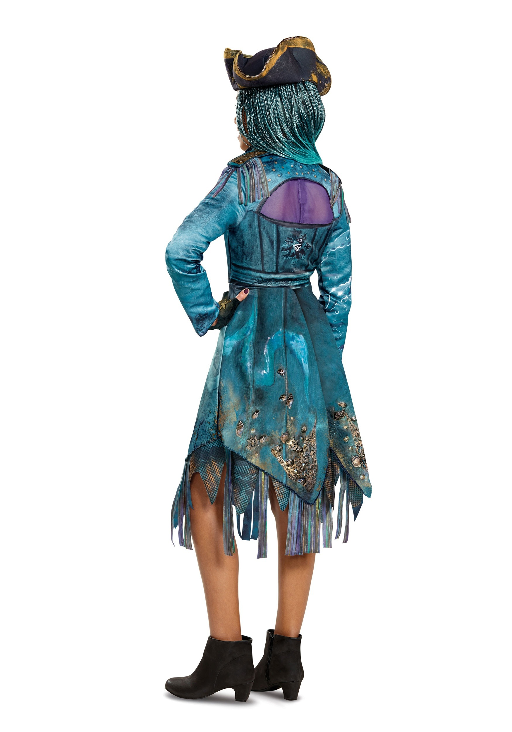girls descendants 2 uma deluxe costume girls descendants 2 uma deluxe costume