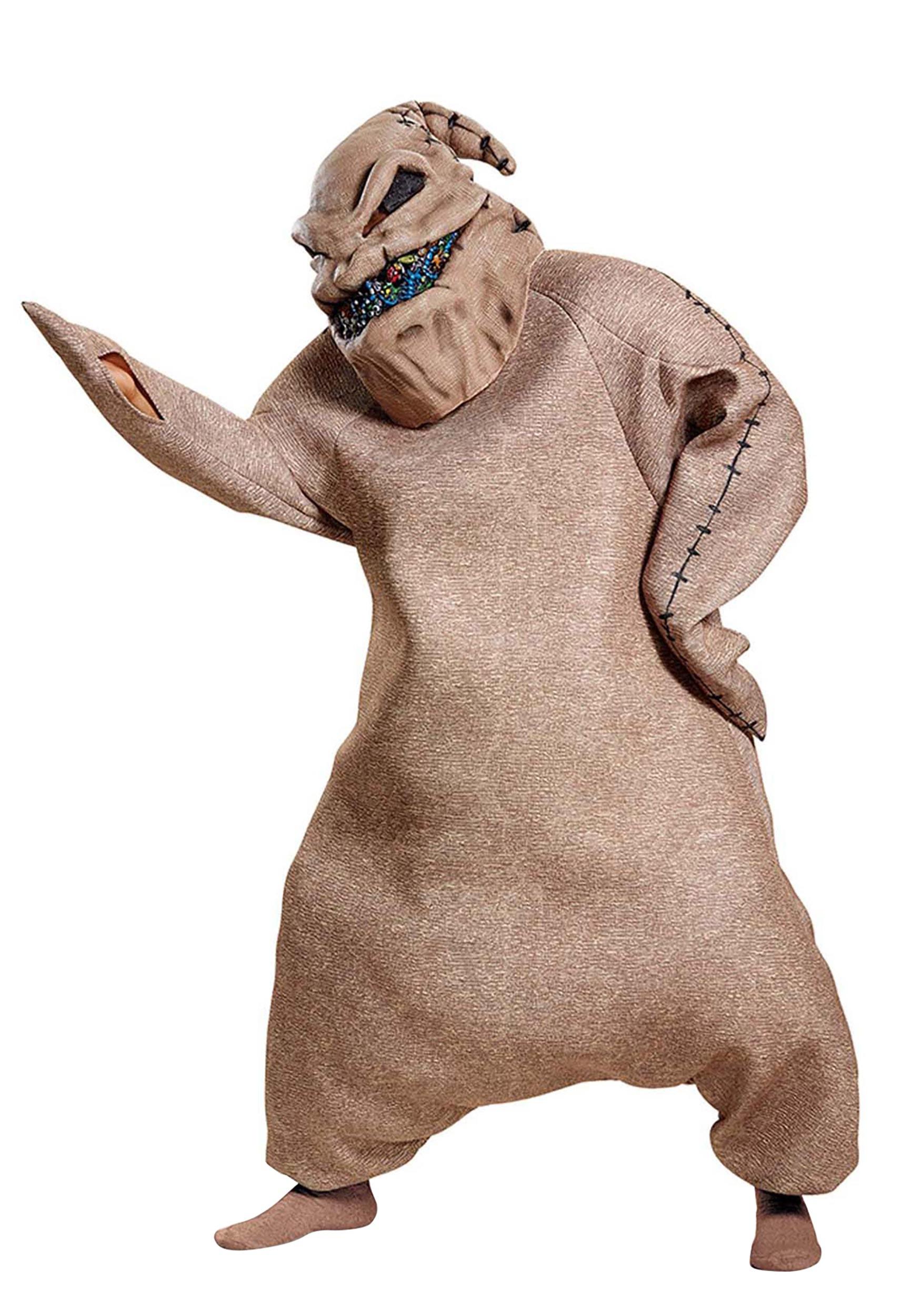 Oogie Boogie Prestige Costume From Nightmare Before Christmas 1 year ago1 year ago. adult costume oogie boogie prestige
