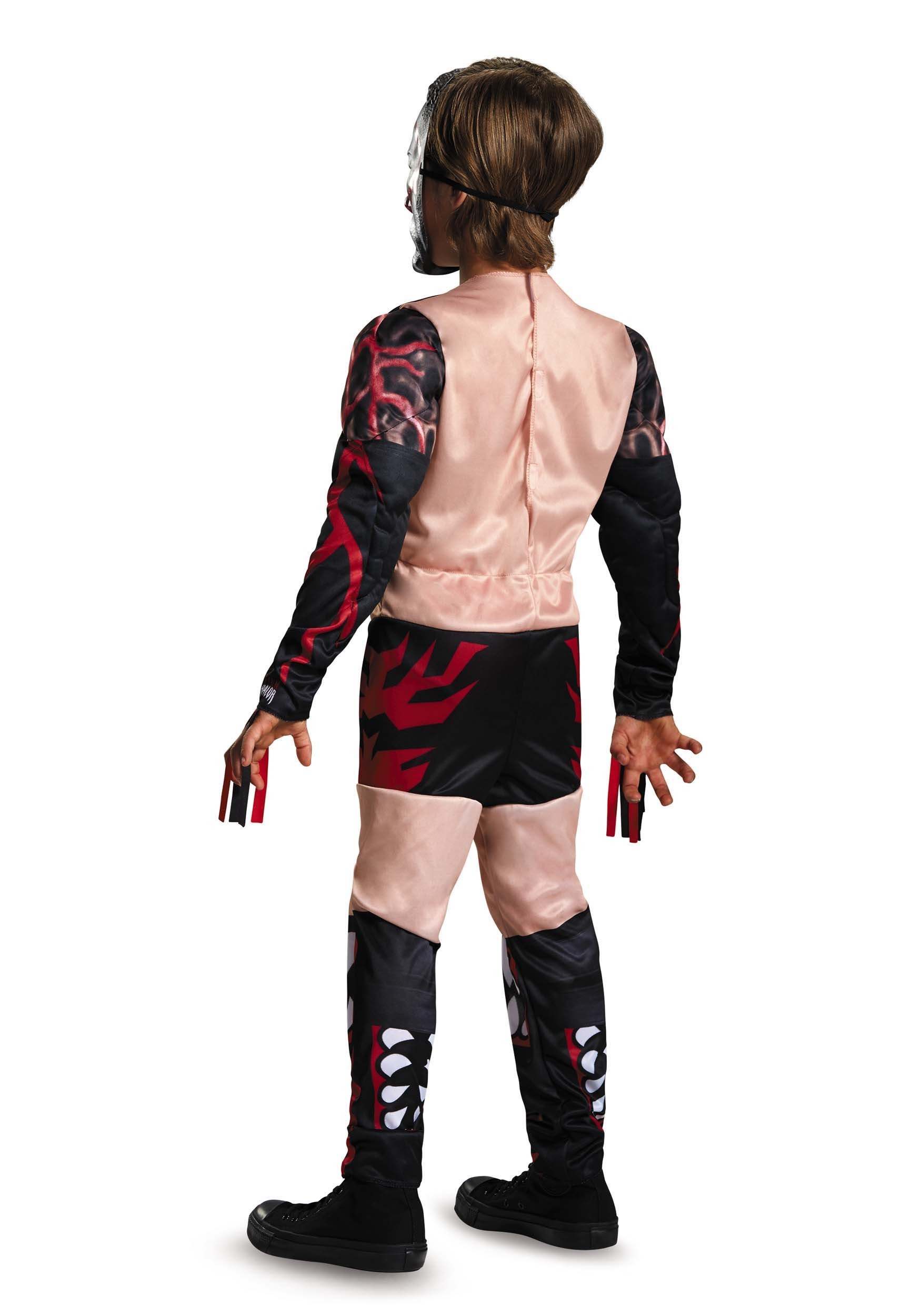 Finn Balor Classic Muscle Costume For Boys