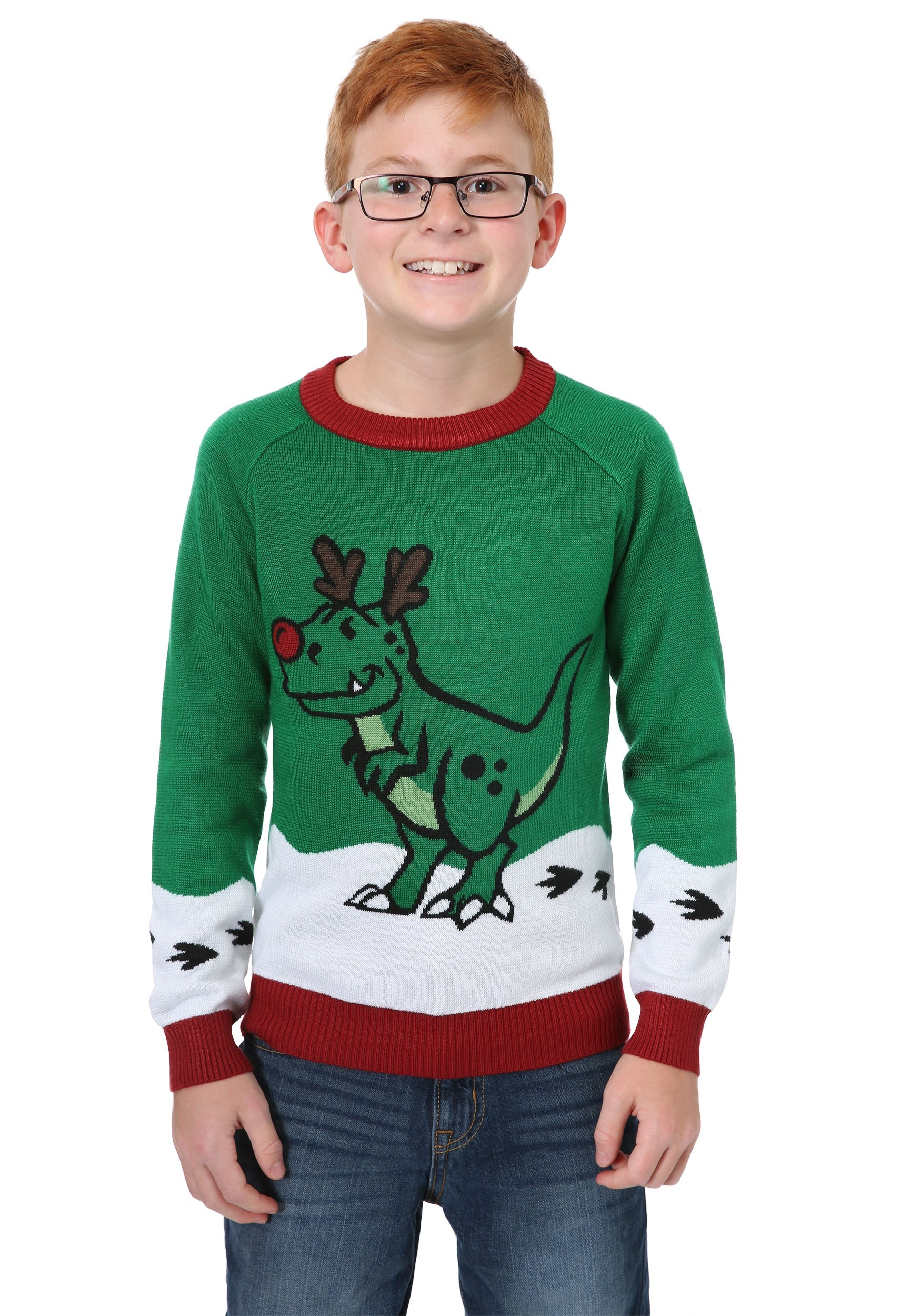 Toddler Boy Christmas Sweater