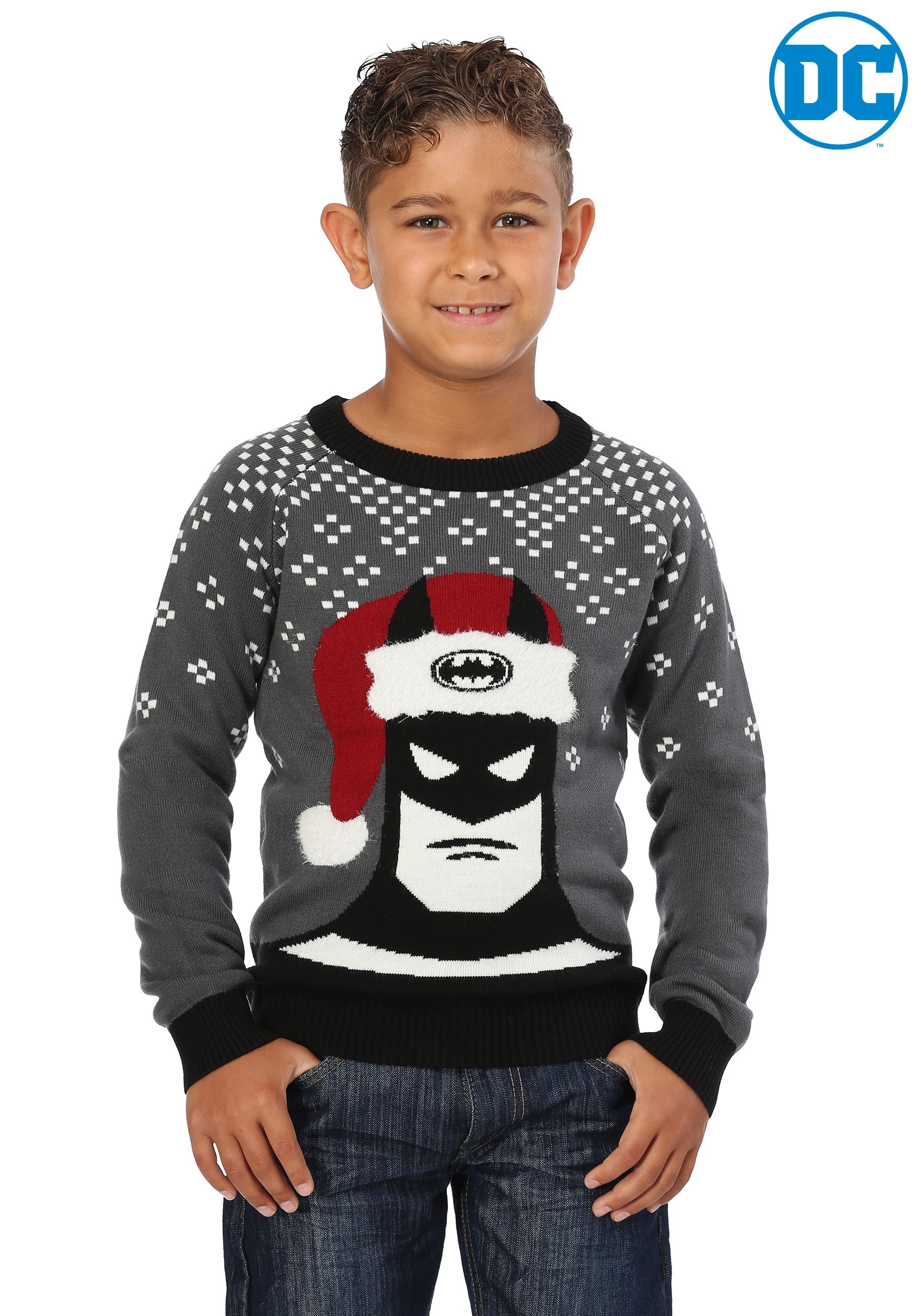 Christmas Sweater For Toddler Boy