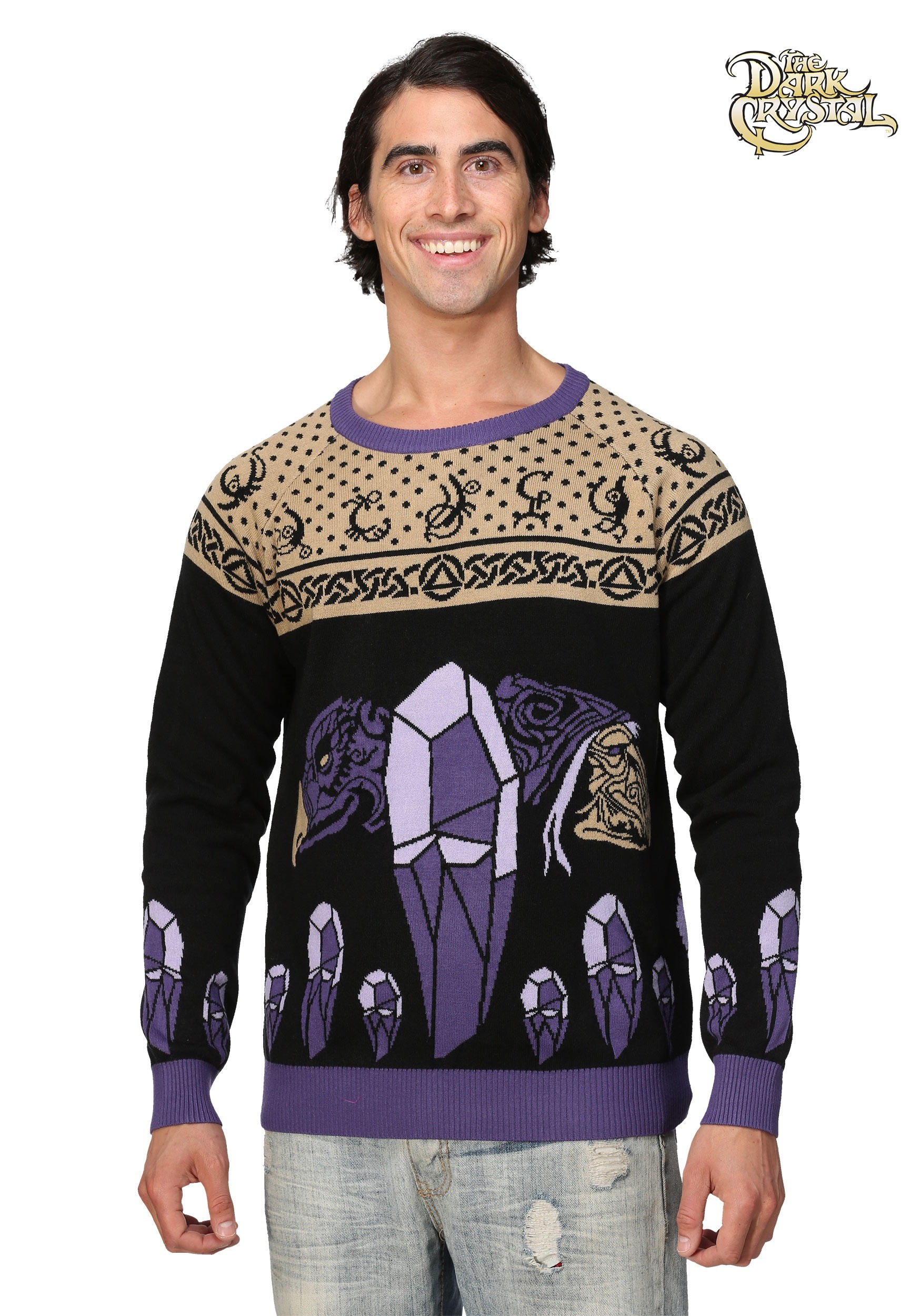 The Dark Crystal Ugly Christmas Sweater