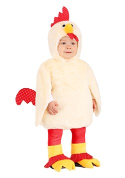 Toddler Reese the Rooster Costume New