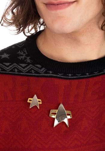 Star Trek Voyager Magnetic Communicator Badge update