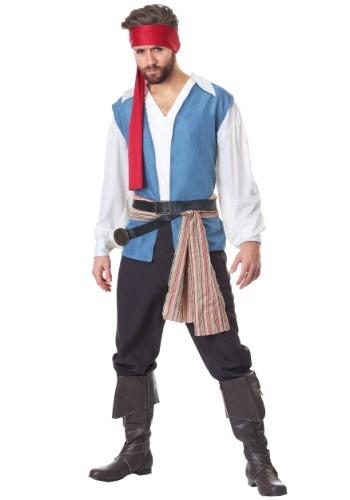 Mens Sparrow Pirate Costume