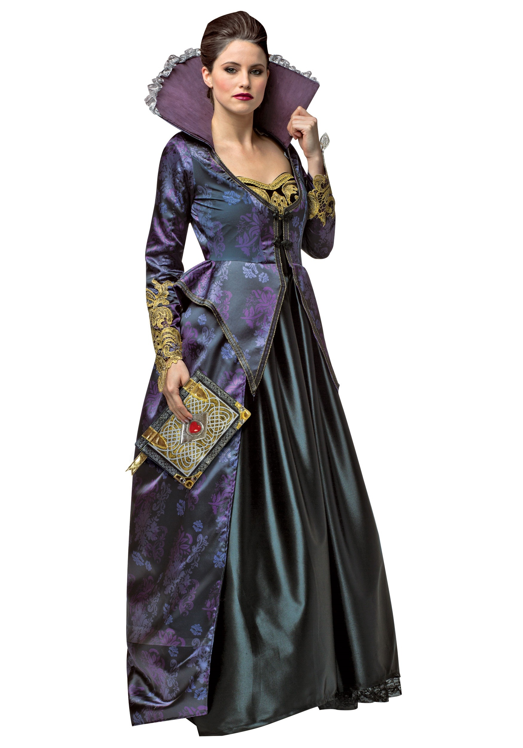 once upon a time evil queen womens costume