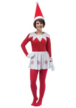 Elf on the Shelf Womens Costume