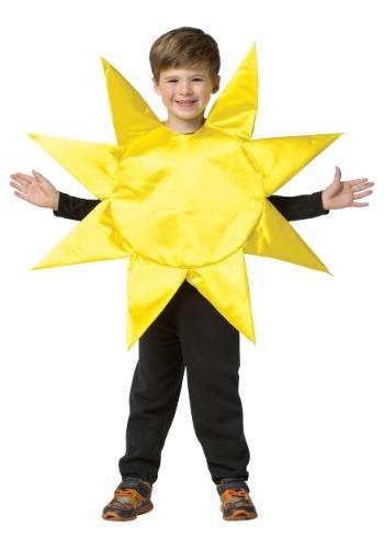 Kids Sun Costume