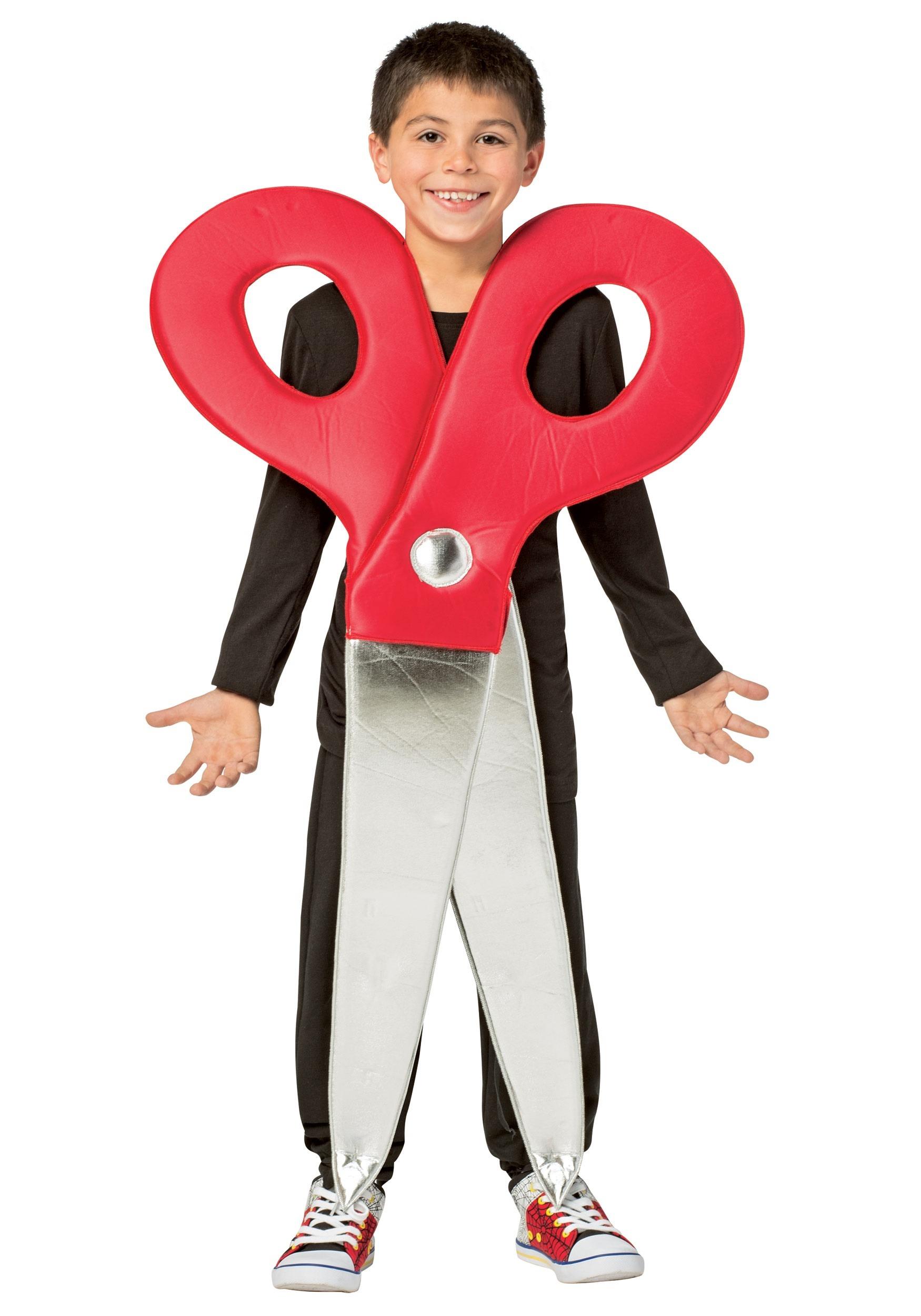 Scissors Child Costume RA6740710