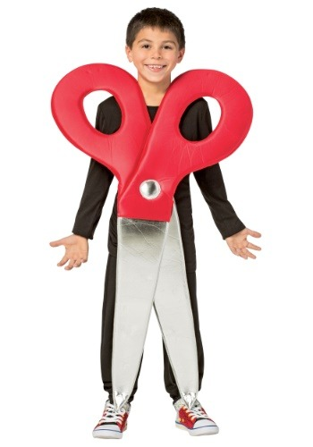 Click Here to buy Scissors Kids Costume from HalloweenCostumes, CDN Funds